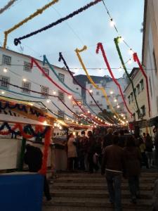 Sardine Festival in Alfama