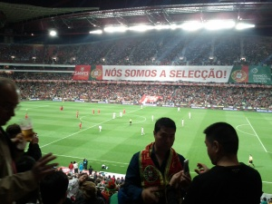 Russia Portugal Match